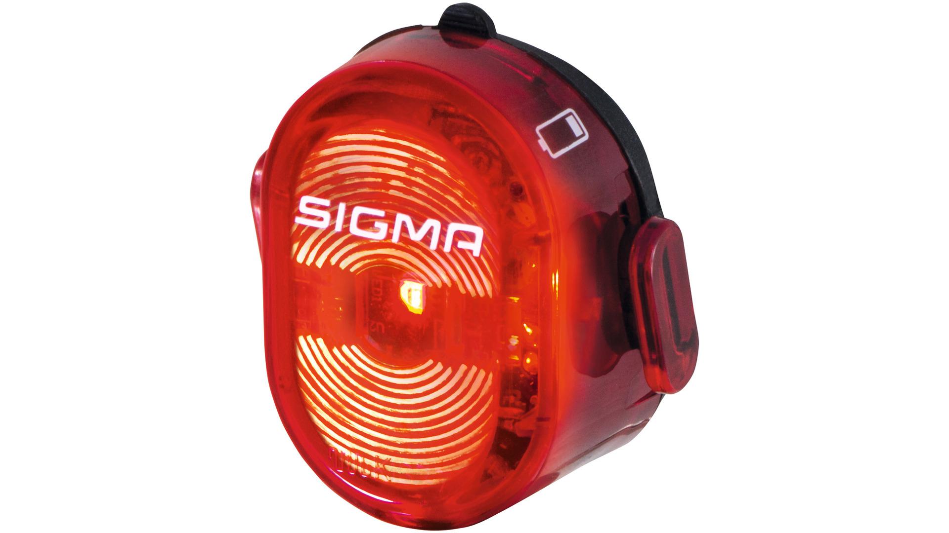 Nugget II Flash # 00468 SIGMA SPORT Rücklichthalter für Nugget II