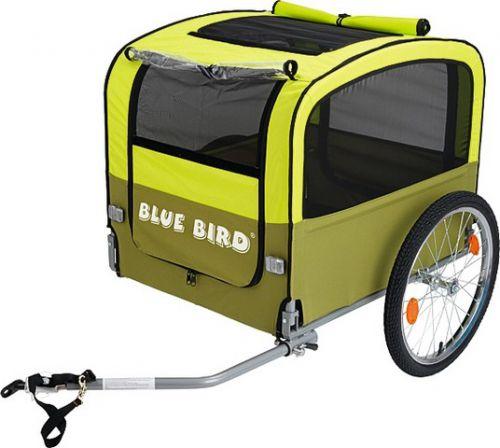 blue bird hundeanh nger 20 hellgr n olivgr n ebay. Black Bedroom Furniture Sets. Home Design Ideas